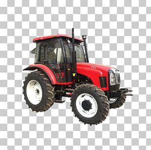 Tractor Motor Vehicle Machine Diesel Engine Retail PNG