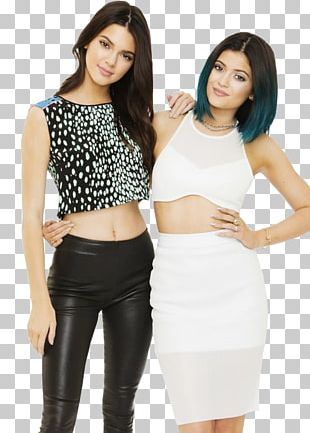 Kylie Jenner Kendall Jenner Kendall And Kylie Keeping Up With The Kardashians Model PNG