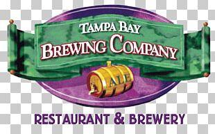 Tampa Bay Brewing Company Beer Ybor City Brewery Barley Mow Brewing Company PNG