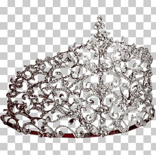 Crown Clothing Accessories Tiara Headpiece Circlet PNG