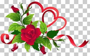 Ribbon Valentine's Day PNG