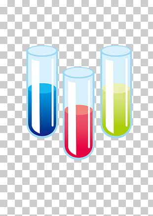Test Tube Chemistry Drawing PNG