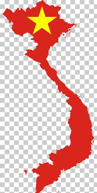 Flag Of Vietnam South Vietnam Map PNG