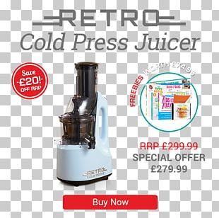 Mixer Juicer Food Processor Blender 1950s PNG