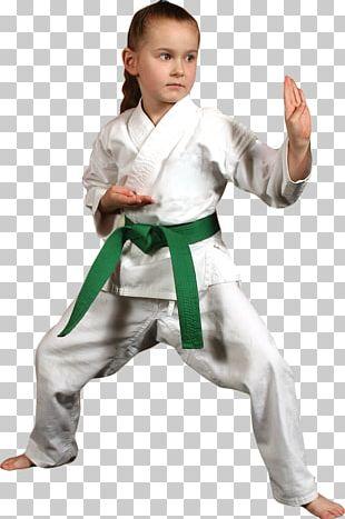 Martial Arts Karate Black Belt Taekwondo Child PNG