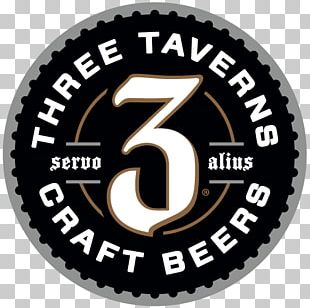 Three Taverns Craft Brewery Craft Beer India Pale Ale PNG
