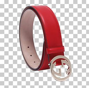 Belt Buckle Gucci Leather PNG