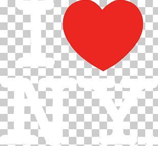 Catskill Mountains Adirondack Mountains I Love New York Heart Logo PNG
