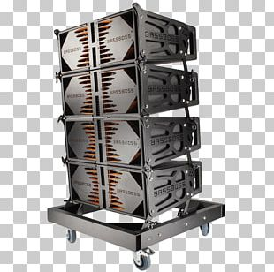 Line Array Loudspeaker Frequency Sound Array Data Structure PNG