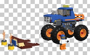 Motor Vehicle Product Design LEGO Tractor PNG