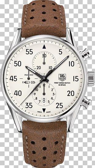 TAG Heuer Watch Chronograph SpaceX ETA SA PNG