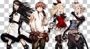 Bravely Default Final Fantasy: The 4 Heroes Of Light Role-playing Video Game Japanese Role-playing Game PNG
