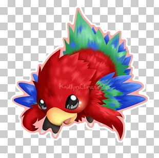 Macaw Feather Beak PNG