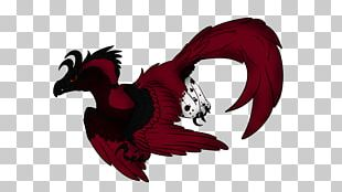 Rooster Demon Cartoon Beak PNG