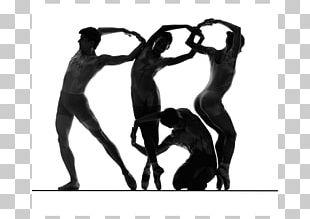 Silhouette Homo Sapiens Human Behavior Physical Fitness Black PNG