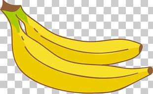 Banana Banaani Open Fruit PNG