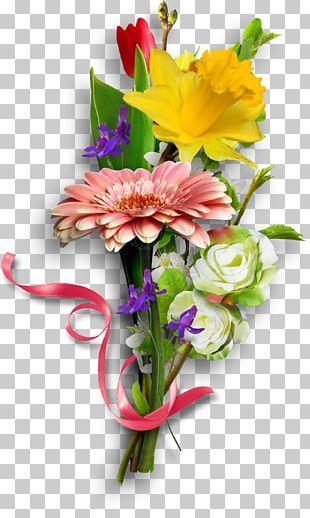 Cut Flowers Floristry Flower Bouquet PNG