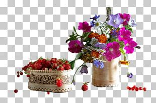 Floral Design Cut Flowers Flower Bouquet Flowerpot PNG