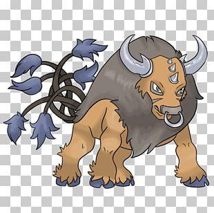 Tauros Groudon Rayquaza Pokémon Pokédex PNG