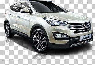 2017 Hyundai Santa Fe Car 2018 Hyundai Santa Fe Sport Nissan PNG