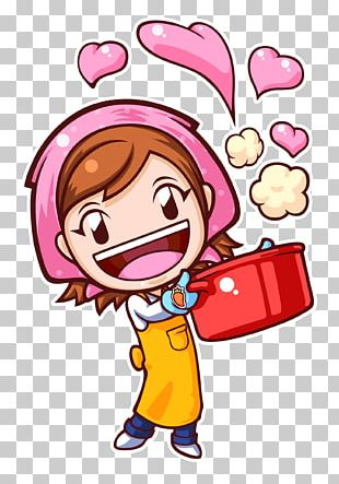 Cooking Mama: World Kitchen COOKING MAMA Lets Cookuff01 [Puzzle] Cooking Mama PNG