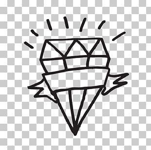 Tattoo Diamond Ring PNG