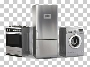Washing Machines Home Appliance Refrigerator Cooking Ranges Dishwasher PNG