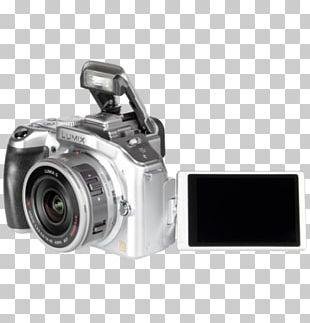 Digital SLR Mirrorless Interchangeable-lens Camera Camera Lens Single-lens Reflex Camera Panasonic PNG