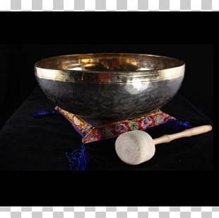 Standing Bell Mahadeva Ishana Bowl Gold PNG