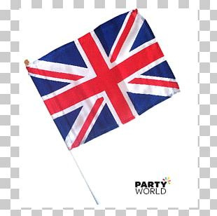 Cupcake Cocktail Stick United Kingdom Union Jack PNG