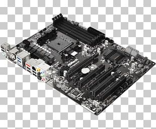 Intel ASRock Motherboard LGA 1151 Central Processing Unit PNG