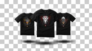 League Of Legends T-shirt MMOExaminer Promotion PNG