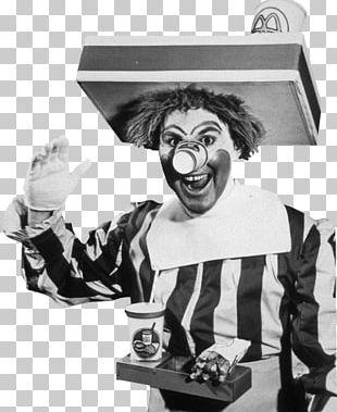Ronald McDonald Hamburger McDonald's Fast Food Restaurant PNG