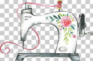 Paper Sewing Machines PNG