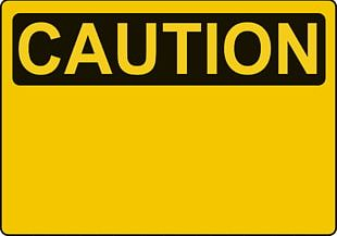 Warning Sign Template Traffic Sign PNG