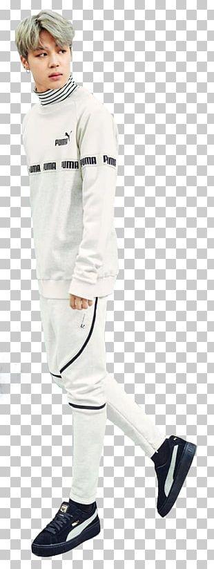 Jimin BTS Puma Shoe Wings PNG