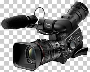 Professional Video Camera High-definition Video Camcorder PNG
