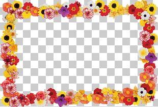 Flower Floral Design Floristry Frames PNG