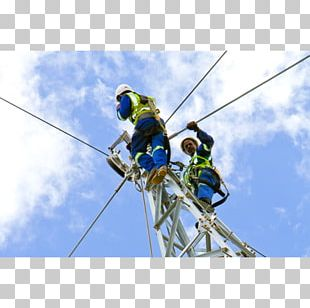 Transmission Line Electricity Overhead Power Line Electric Power Transmission High Voltage PNG