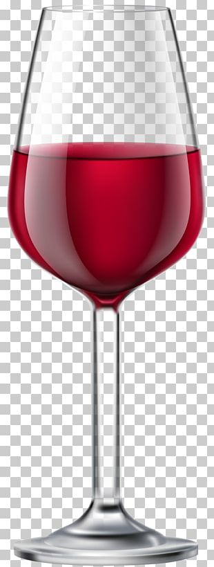 Red Wine Wine Glass Cocktail PNG