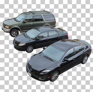 Car Park Vehicle PNG