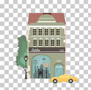 Flat Design Illustration Print Design Adobe Photoshop PNG