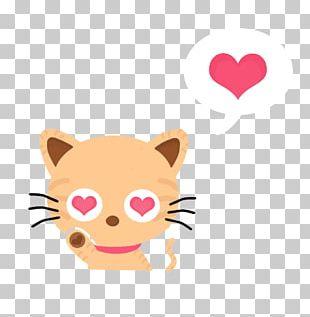 Cute Kitten Cute Cat Desktop PNG