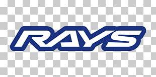 Rays Engineering Car Wheel Logo Motorsport PNG