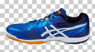 ASICS Blue Sneakers Skate Shoe PNG