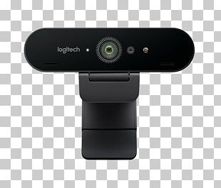 4K Resolution Webcam Ultra-high-definition Television Logitech 1080p PNG