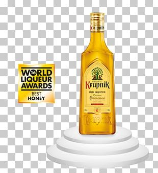 Liqueur Krupnik Vodka Gin Distilled Beverage PNG
