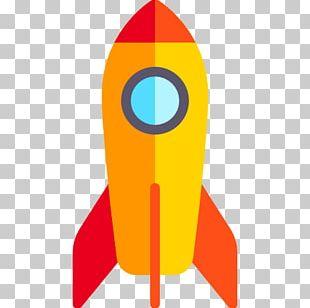 Rocket Spacecraft Icon PNG