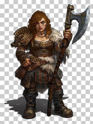 Dungeons & Dragons Pathfinder Roleplaying Game Dwarf Barbarian Warrior PNG