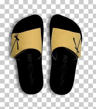 Flip-flops Slipper White Black Sandal PNG